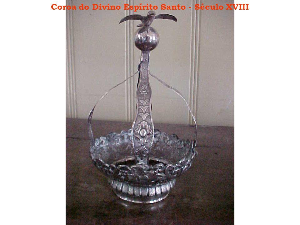 Coroa do Divino Espírito Santo - Século XVIII