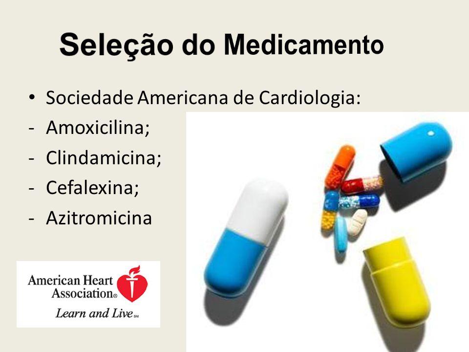 Seleção do Medicamento