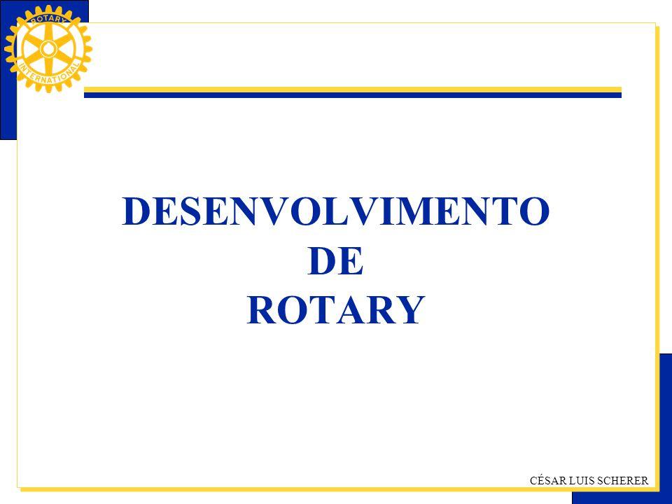 DESENVOLVIMENTO DE ROTARY