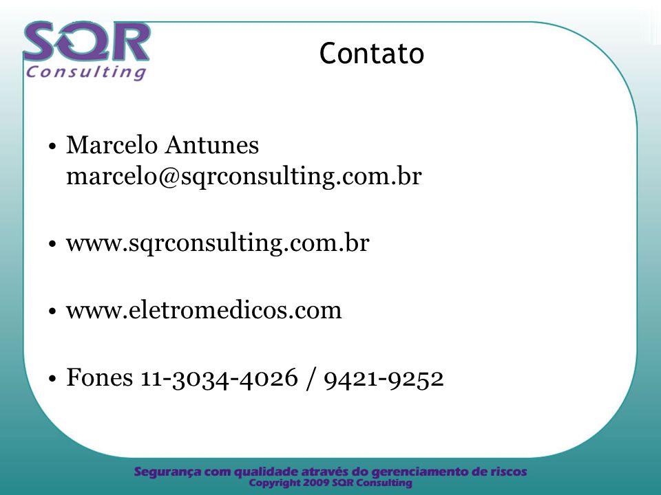 Contato Marcelo Antunes marcelo@sqrconsulting.com.br