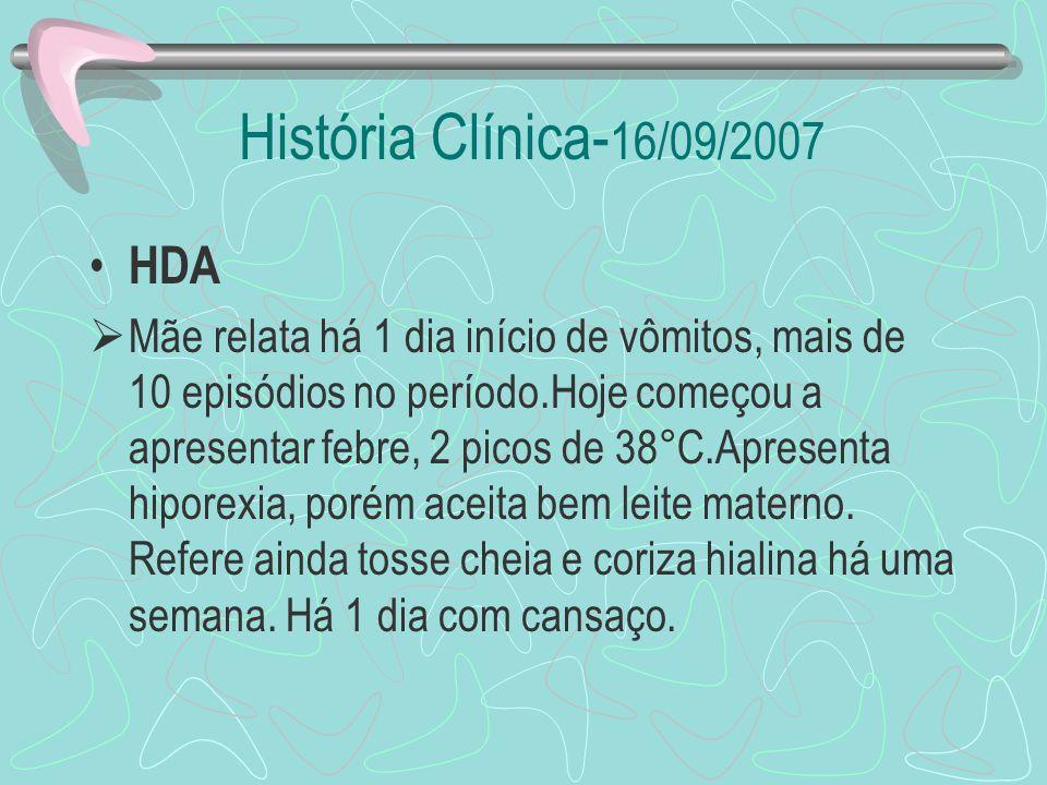 História Clínica-16/09/2007 HDA