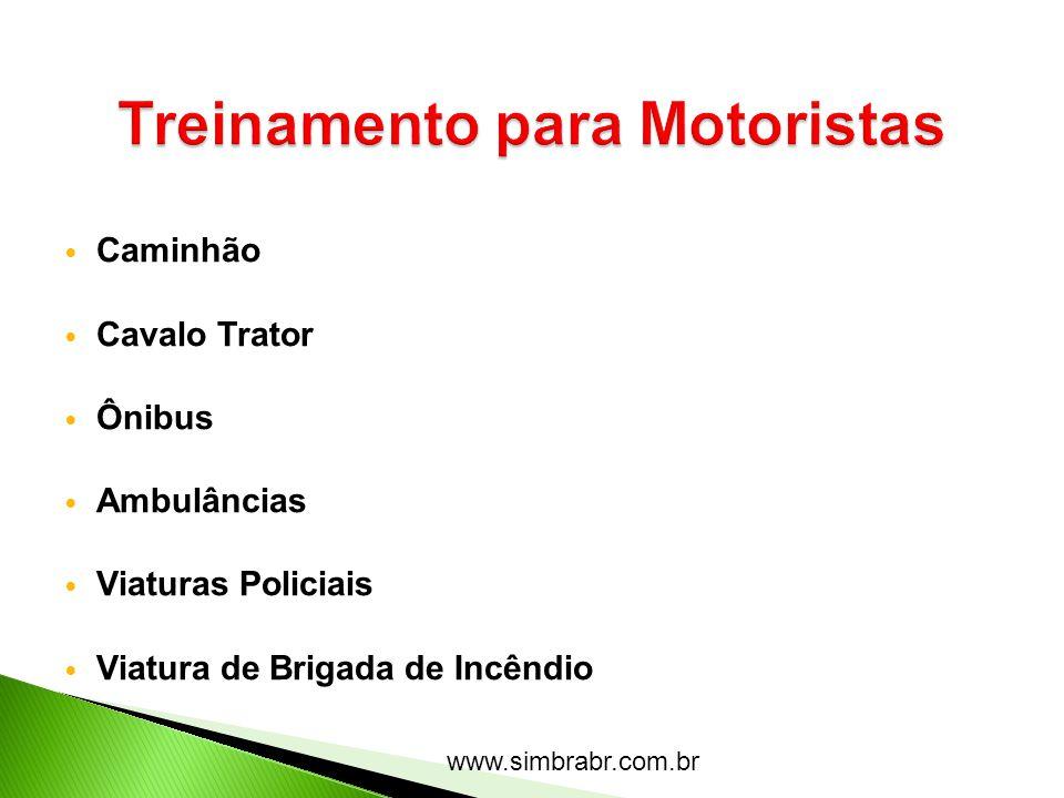 Treinamento para Motoristas