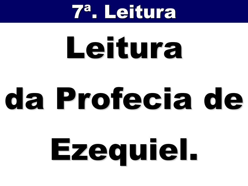 da Profecia de Ezequiel.