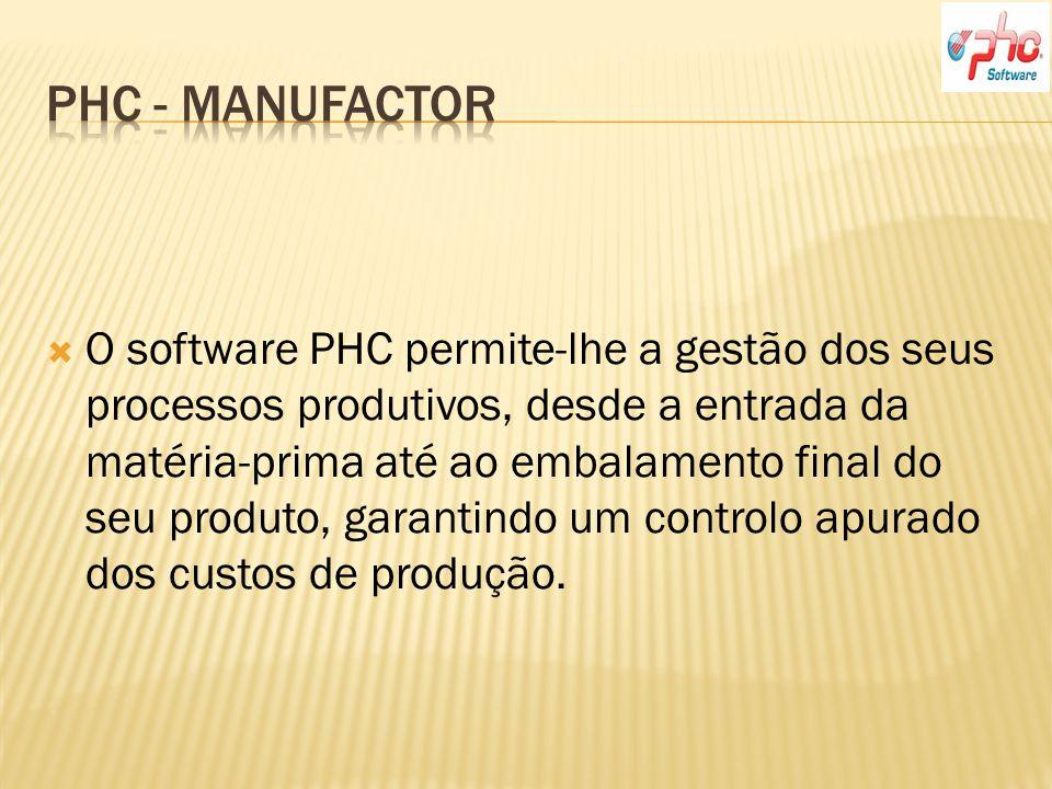 Phc - Manufactor