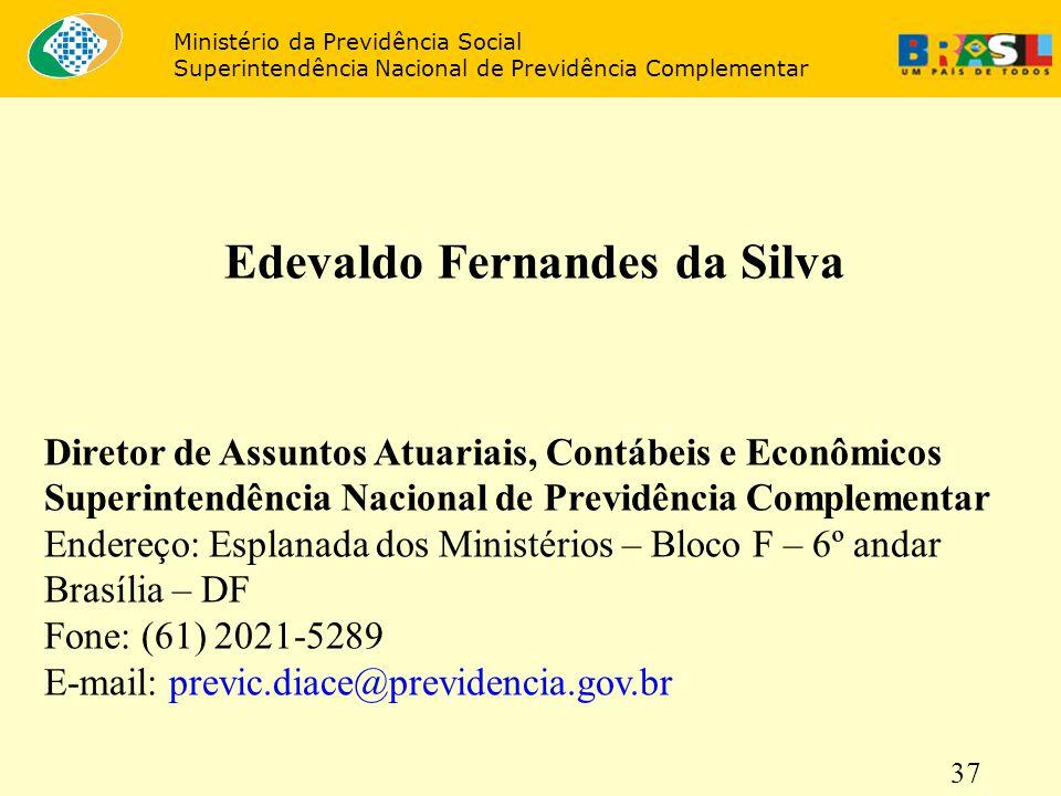 Edevaldo Fernandes da Silva