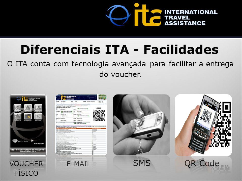 Diferenciais ITA - Facilidades
