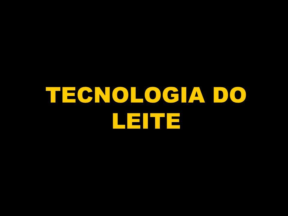 TECNOLOGIA DO LEITE