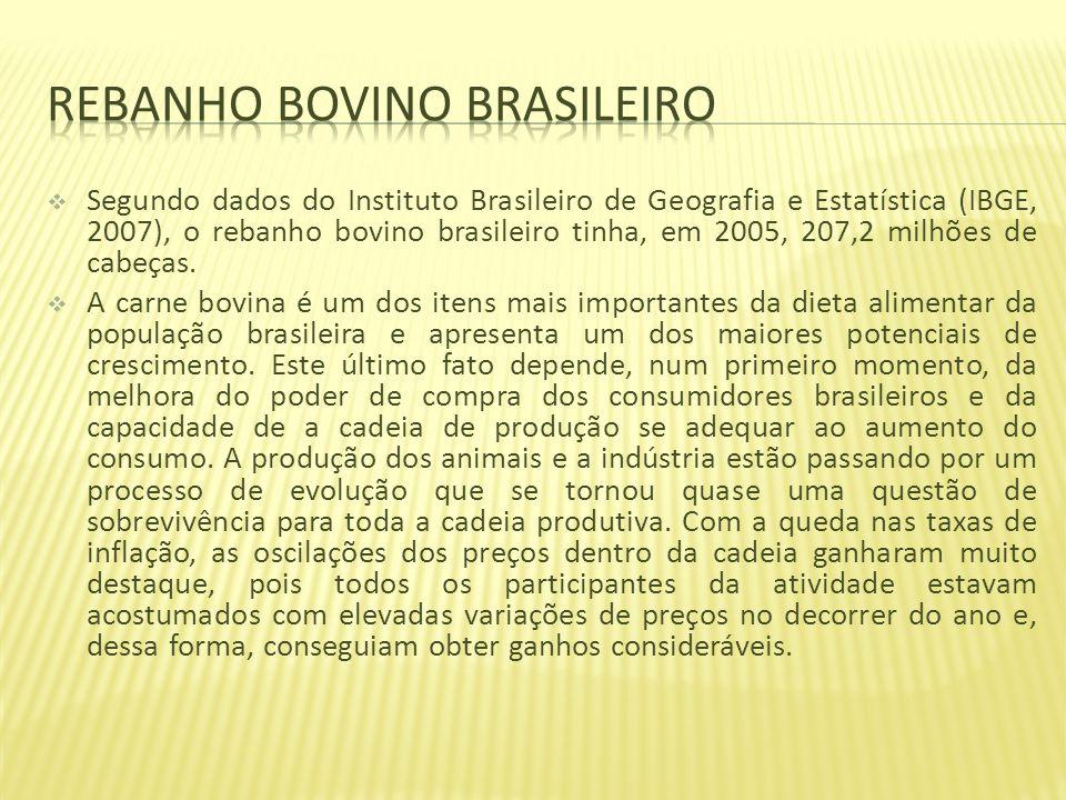 Rebanho bovino brasileiro