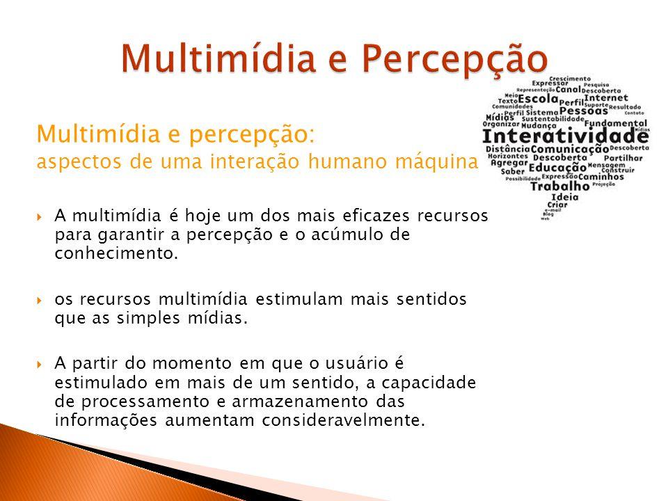 Multimídia e Percepção