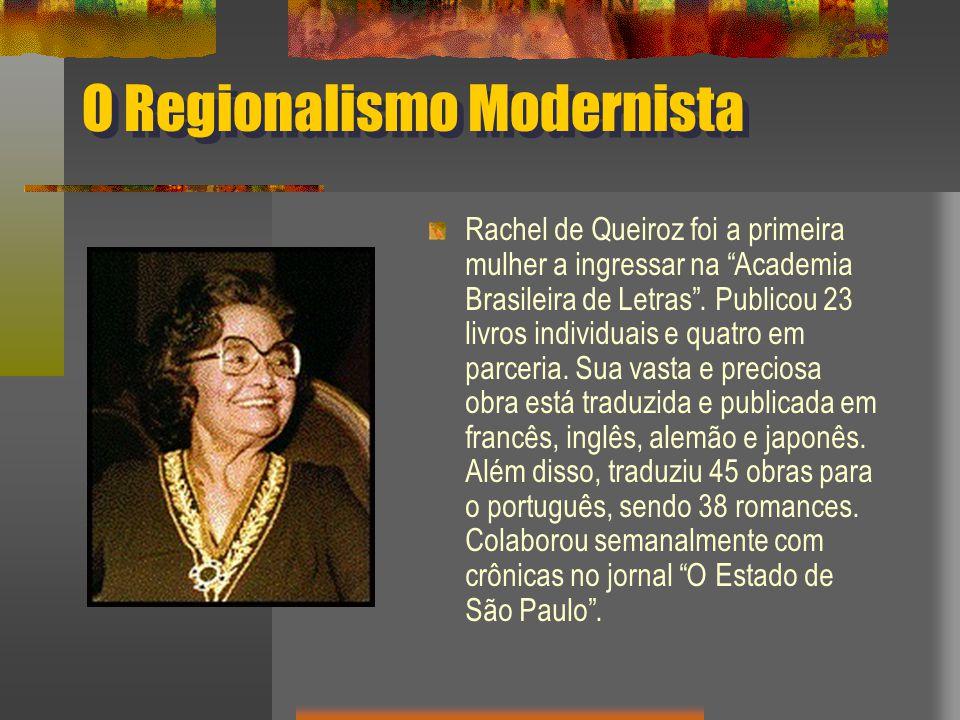 O Regionalismo Modernista