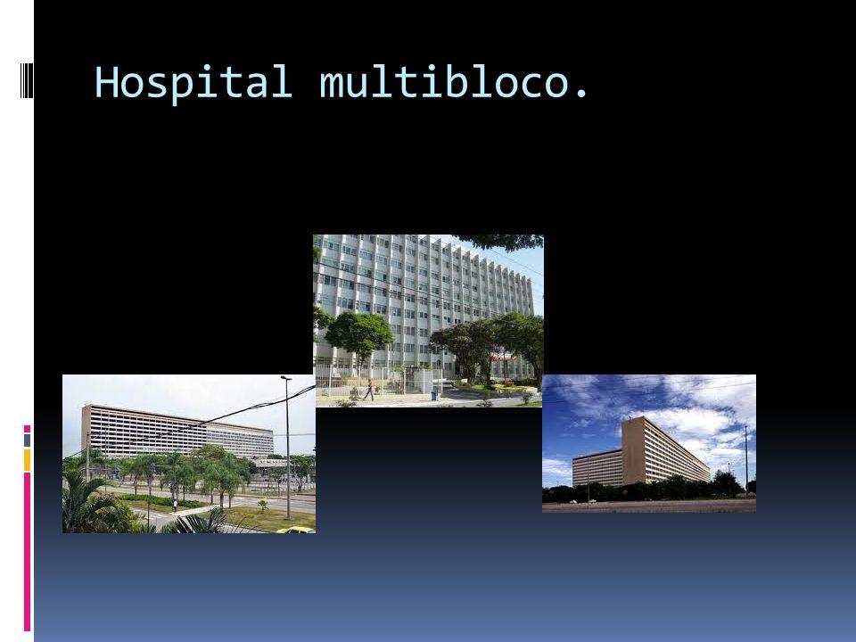Hospital multibloco.