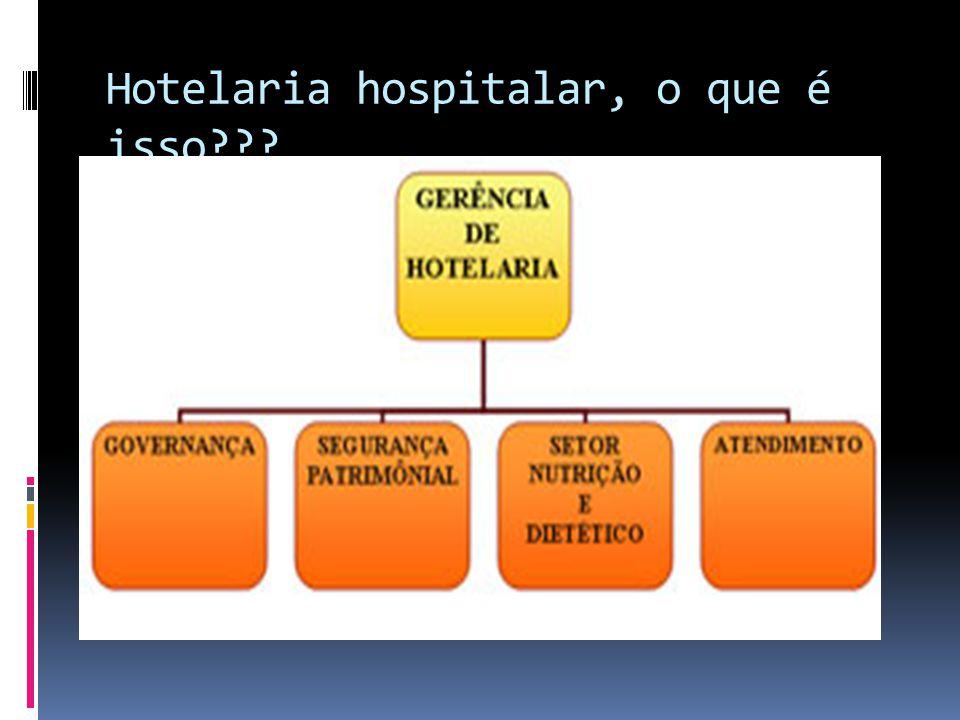 Hotelaria hospitalar, o que é isso