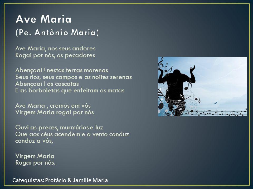 Ave Maria (Pe. Antônio Maria)