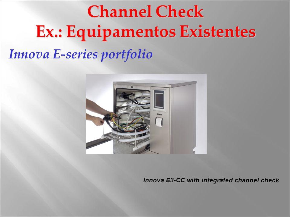Ex.: Equipamentos Existentes