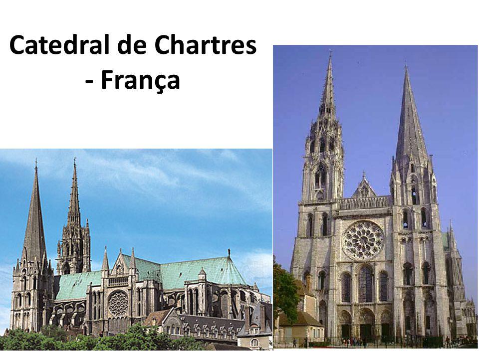 Catedral de Chartres - França