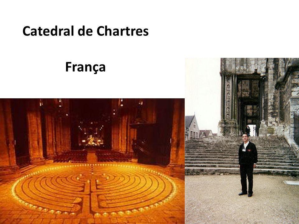 Catedral de Chartres França