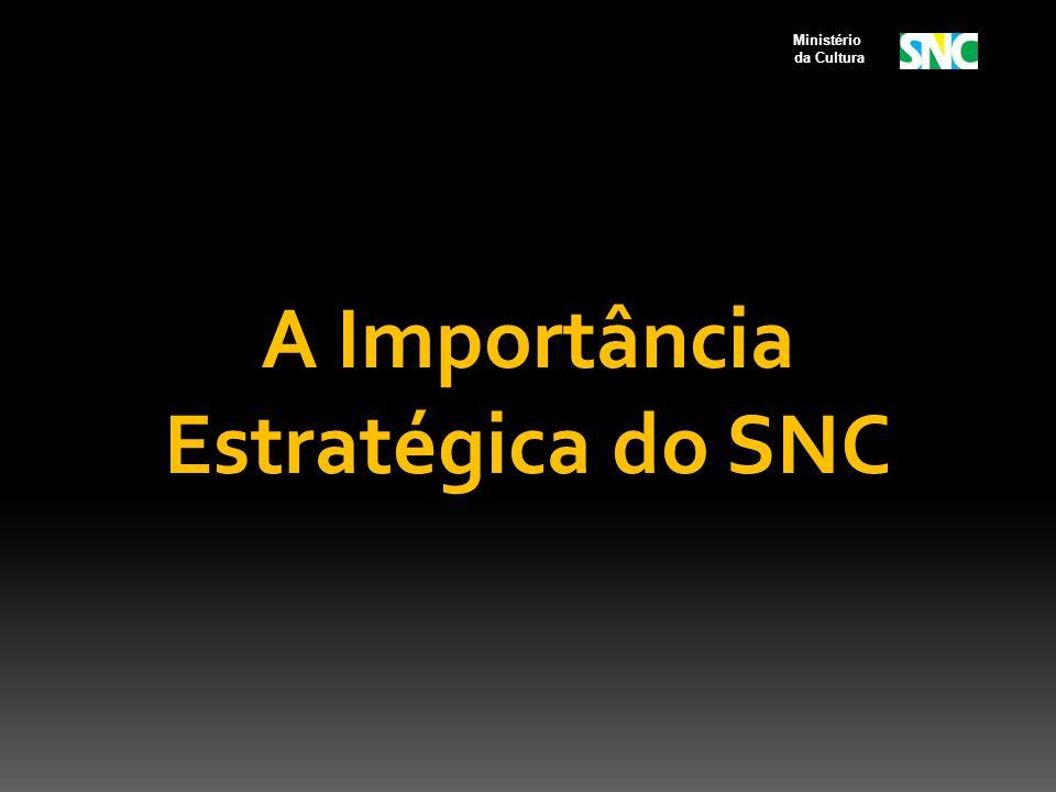 A Importância Estratégica do SNC