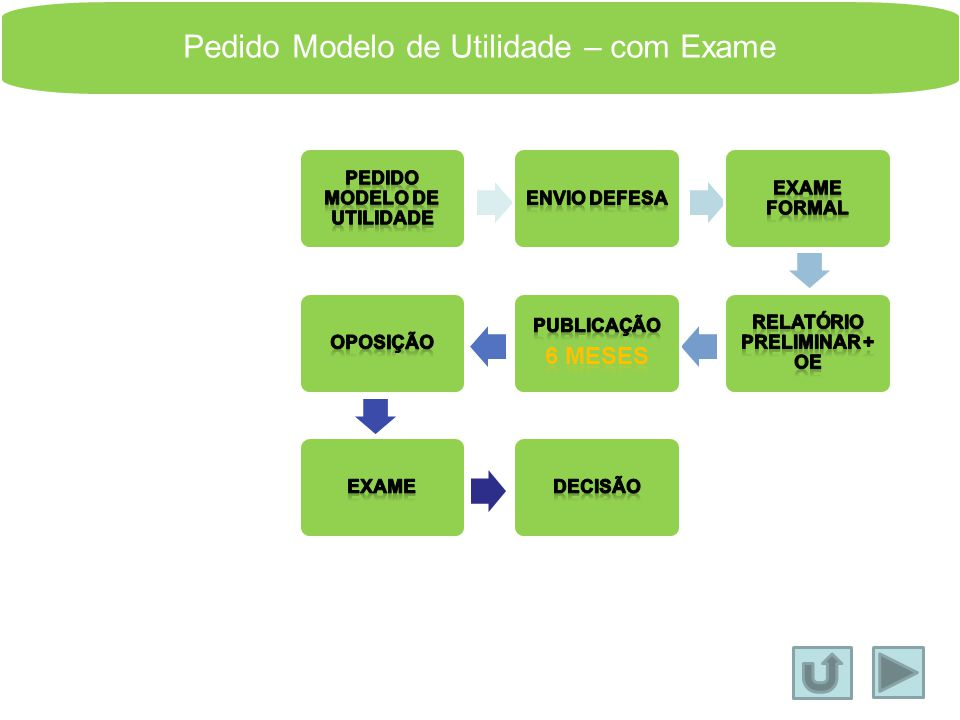 Pedido Modelo de Utilidade Relatório Preliminar + OE