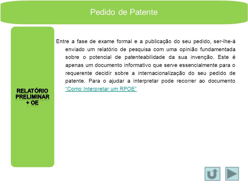 Relatório Preliminar + OE