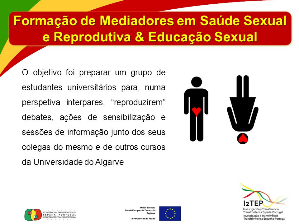 Formação de Mediadores em Saúde Sexual e Reprodutiva & Educação Sexual