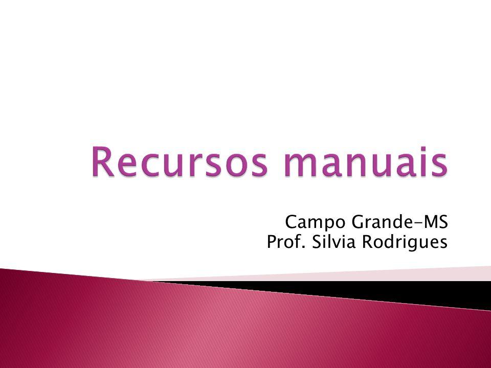 Campo Grande-MS Prof. Silvia Rodrigues