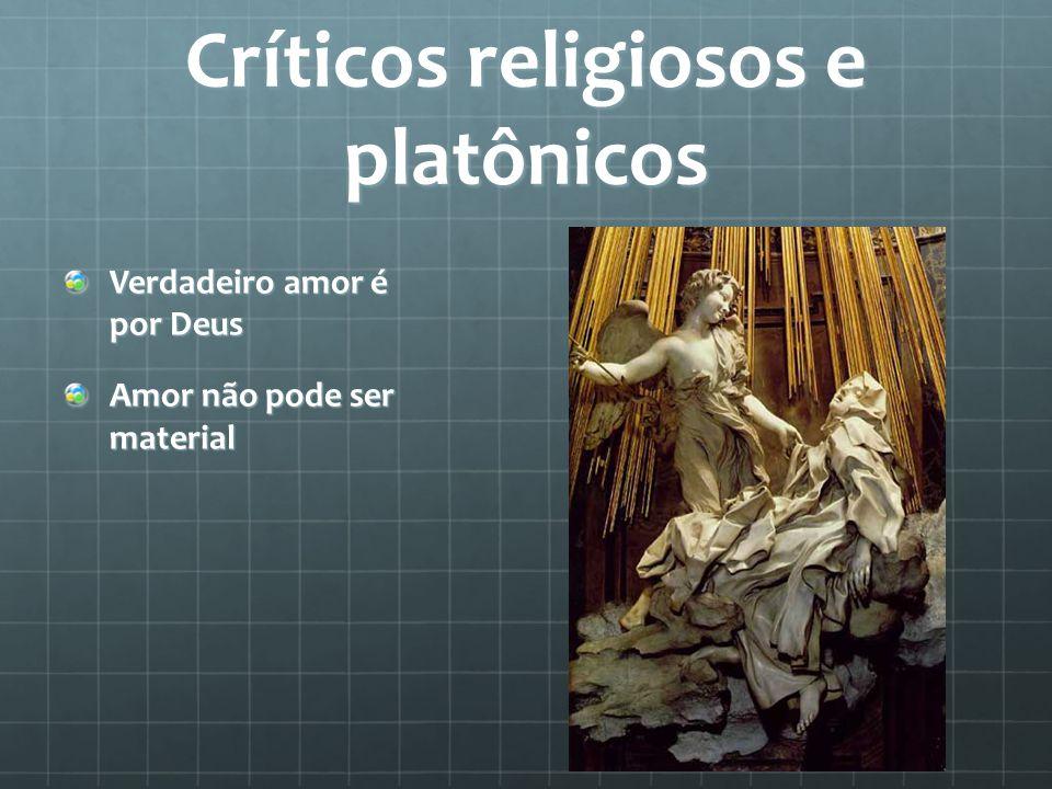 Críticos religiosos e platônicos