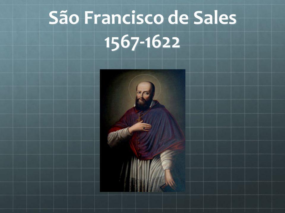 São Francisco de Sales 1567-1622