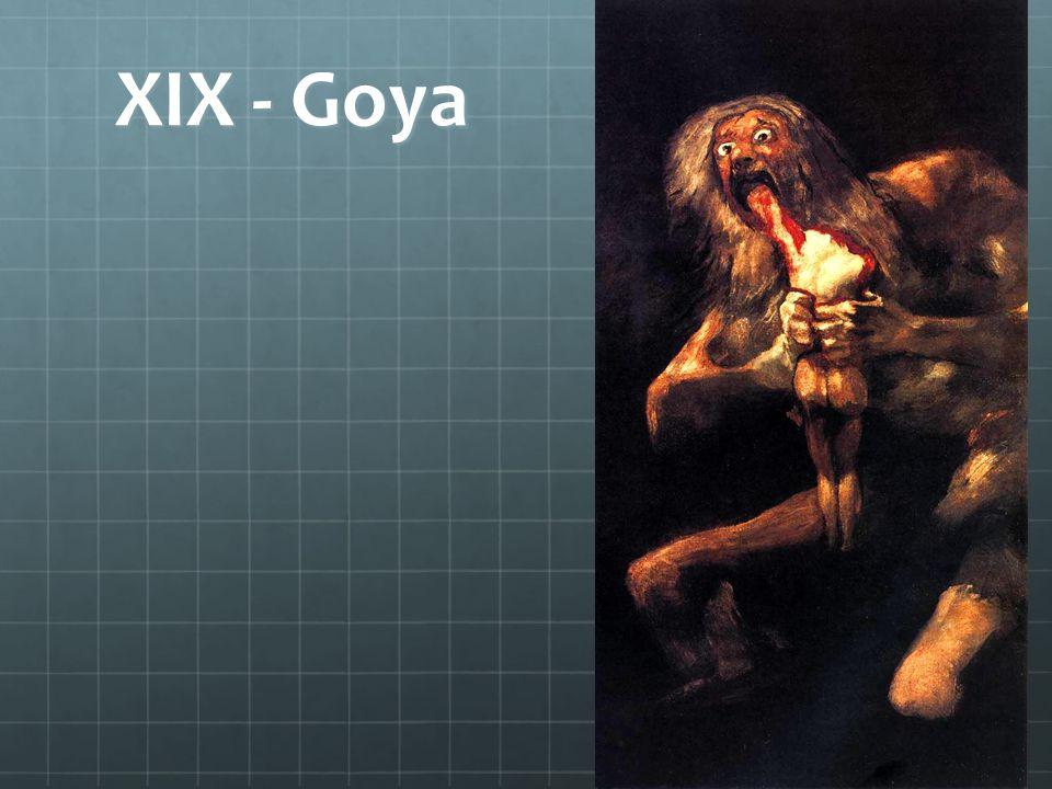 XIX - Goya