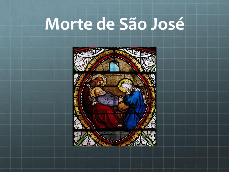 Morte de São José