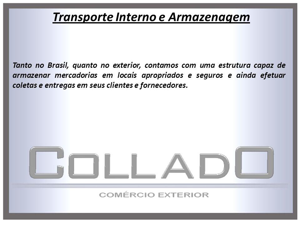 Transporte Interno e Armazenagem