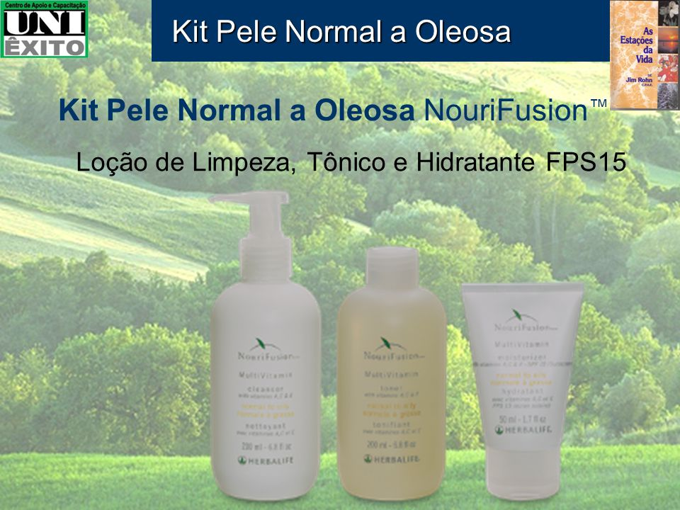 Kit Pele Normal a Oleosa
