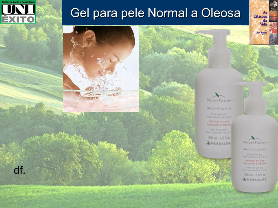 Gel para pele Normal a Oleosa