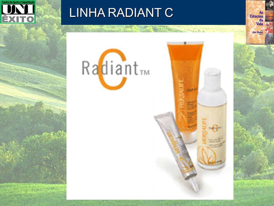 LINHA RADIANT C 2º Passo - TÔNICO Refresca e suaviza a sua pele