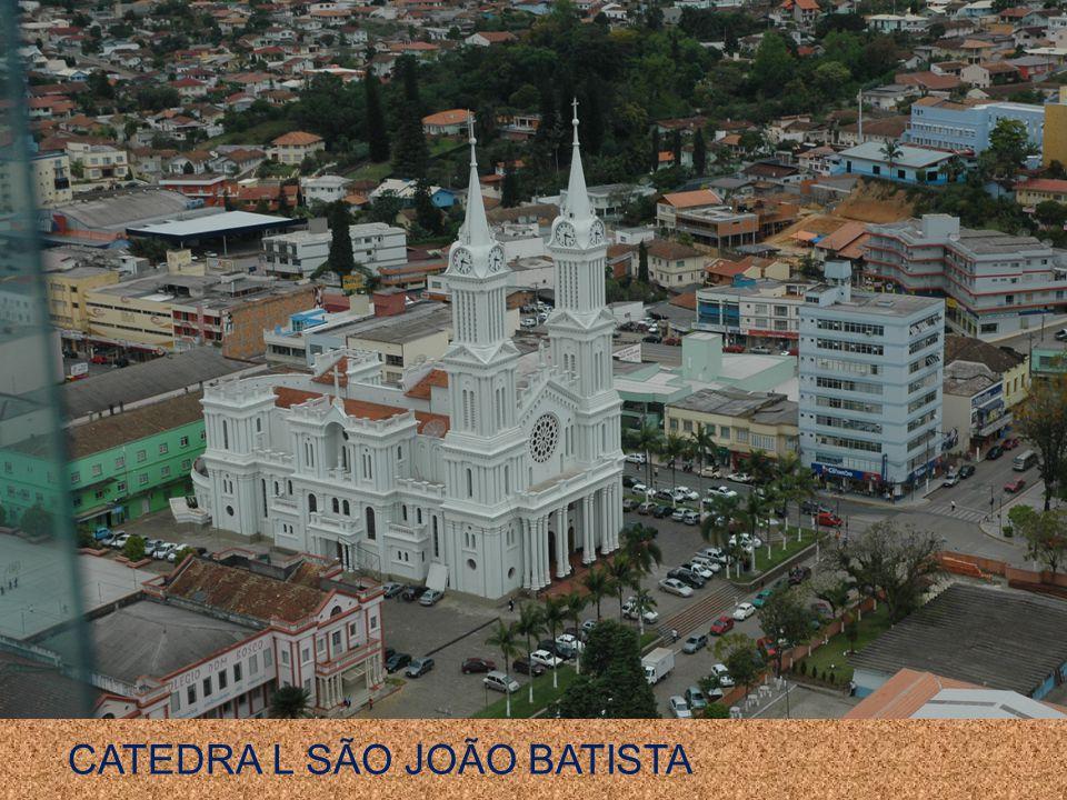 CATEDRA L SÃO JOÃO BATISTA