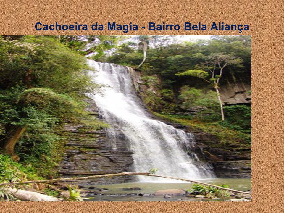 Cachoeira da Magia - Bairro Bela Aliança