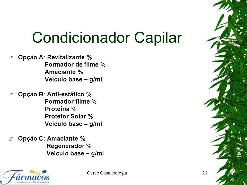 Condicionador Capilar