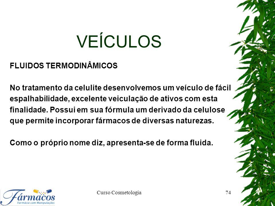 VEÍCULOS FLUIDOS TERMODINÂMICOS