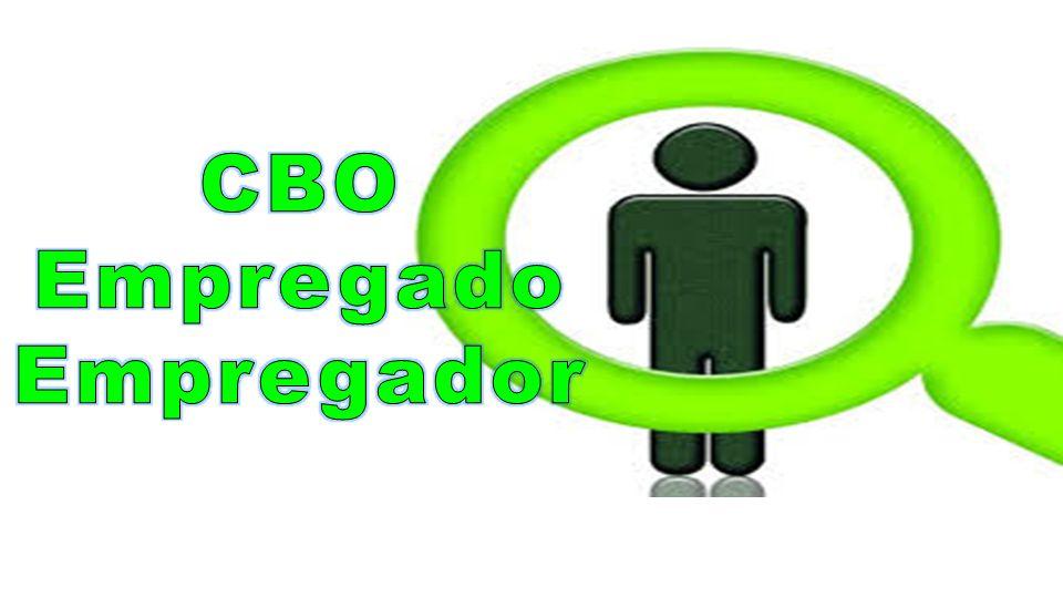 CBO Empregado Empregador