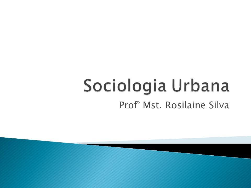 Prof° Mst. Rosilaine Silva