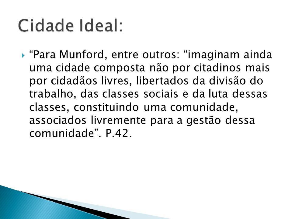 Cidade Ideal: