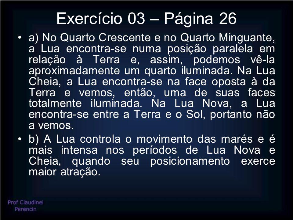 Exercício 03 – Página 26