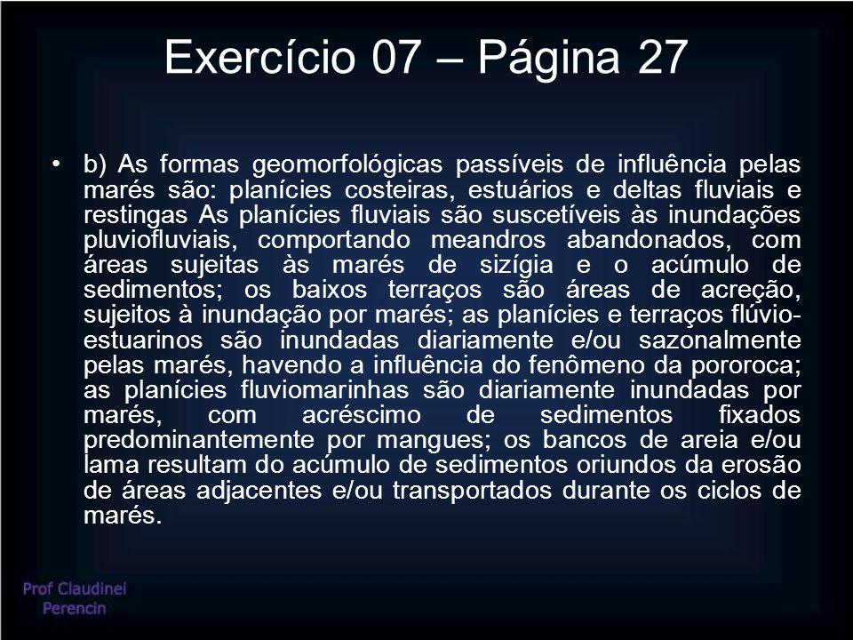 Exercício 07 – Página 27