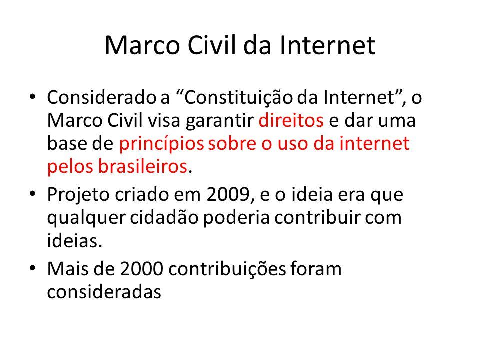 Marco Civil da Internet
