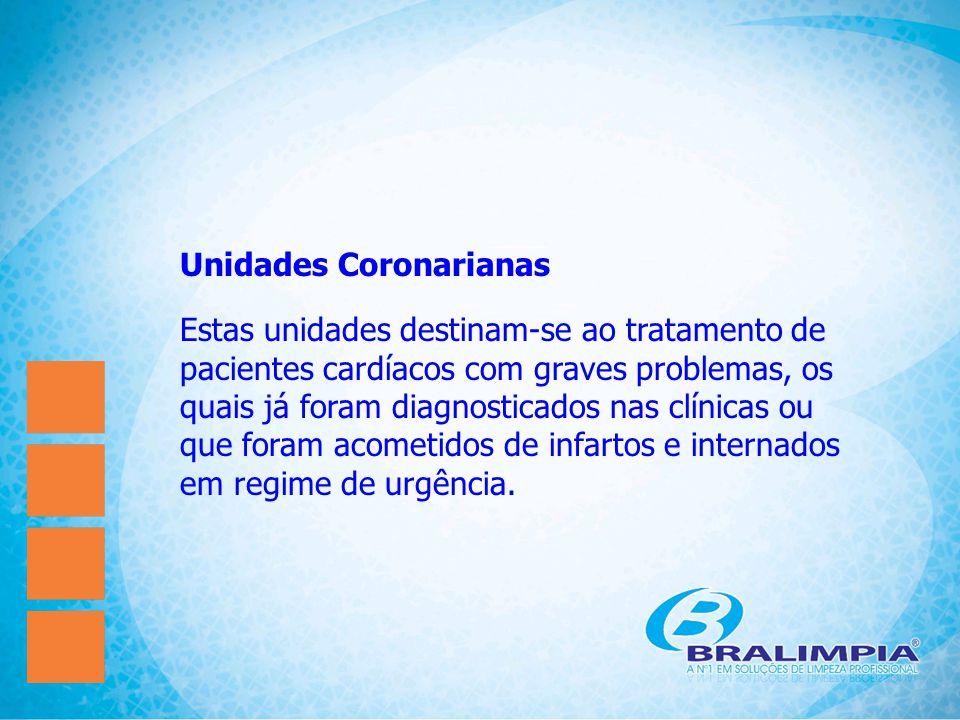 Unidades Coronarianas