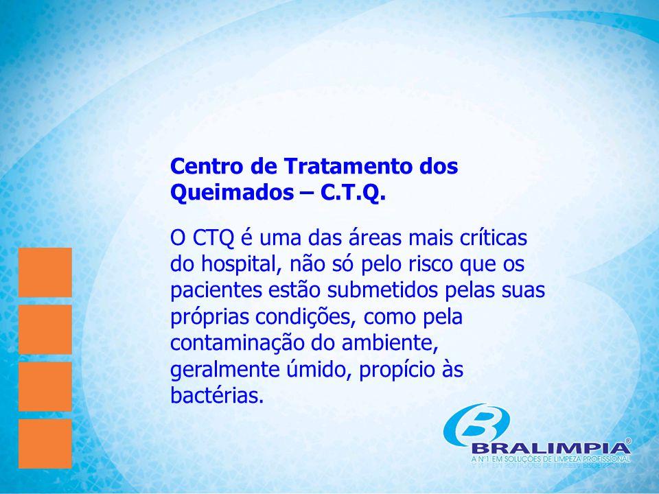 Centro de Tratamento dos Queimados – C.T.Q.