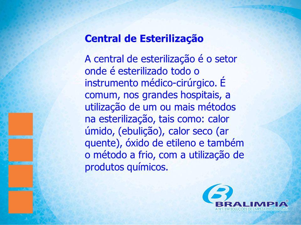 Central de Esterilização