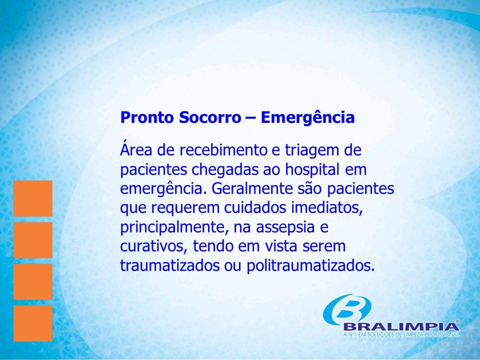 Pronto Socorro – Emergência