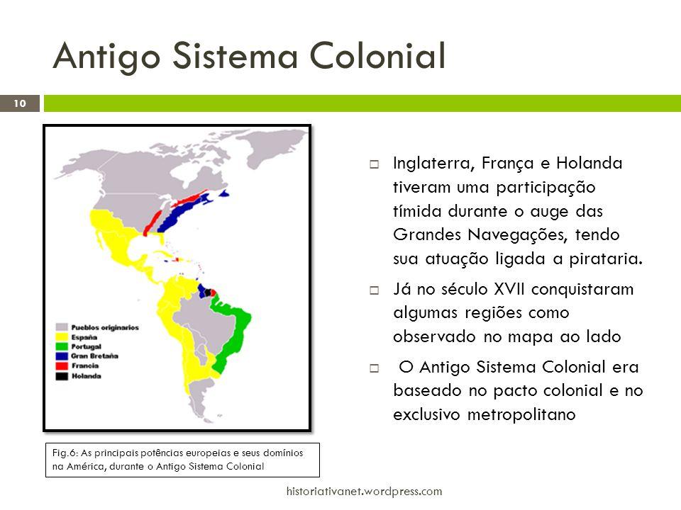 Antigo Sistema Colonial