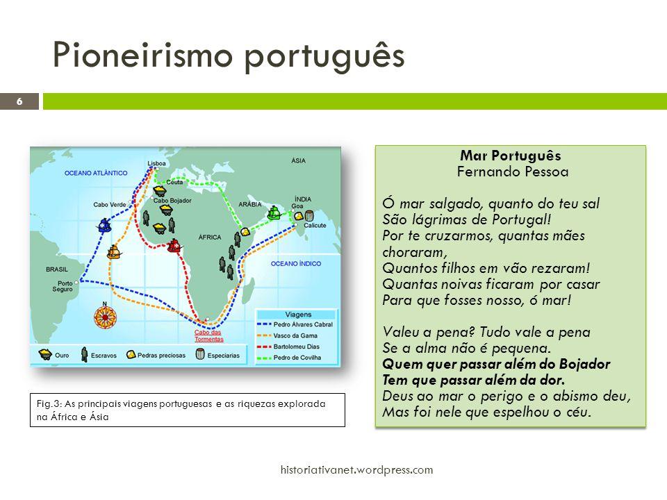Pioneirismo português