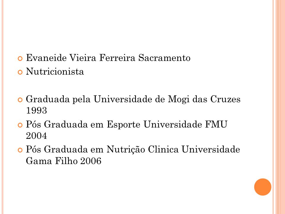 Evaneide Vieira Ferreira Sacramento